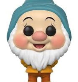 FUNKO POP SNOW WHITE 2017- BASHFUL VINYL FIGURE