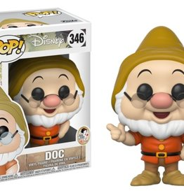 POP SNOW WHITE 2017- DOC VINYL FIGURE