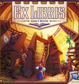 RENEGADE GAME STUDIOS EX LIBRIS - GAME