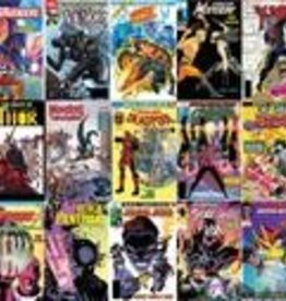 MARVEL COMICS MARVEL LENTICULAR COVER BUNDLE OCTOBER