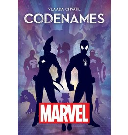 CZECH GAMES EDITION CODENAMES MARVEL