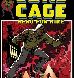 MARVEL COMICS LUKE CAGE #166 JOHNSON LH LEG