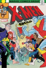 MARVEL COMICS X-MEN GOLD #13 CALDWELL LH VAR LEG