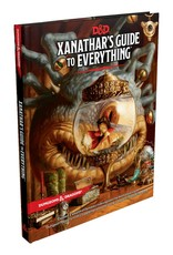 WIZARDS OF THE COAST DUNGEONS & DRAGONS RPG 5TH ED/NEXT XANATHAR'S GUIDE TO EVERYTHING