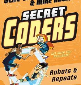 :01 FIRST SECOND SECRET CODERS GN VOL 04 ROBOTS & REPEATS