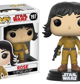 FUNKO STAR WARS EP8 ROSE POP VINYL FIGURE