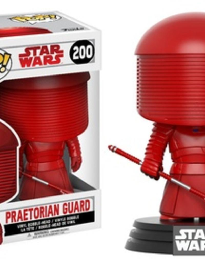 FUNKO STAR WARS EP8 PRAETORIAN GUARD POP VINYL FIGURE