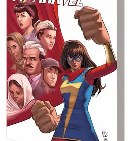 MARVEL COMICS MS MARVEL TP VOL 08 MECCA