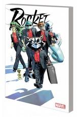MARVEL COMICS ROCKET TP VOL 01 BLUE RIVER SCORE