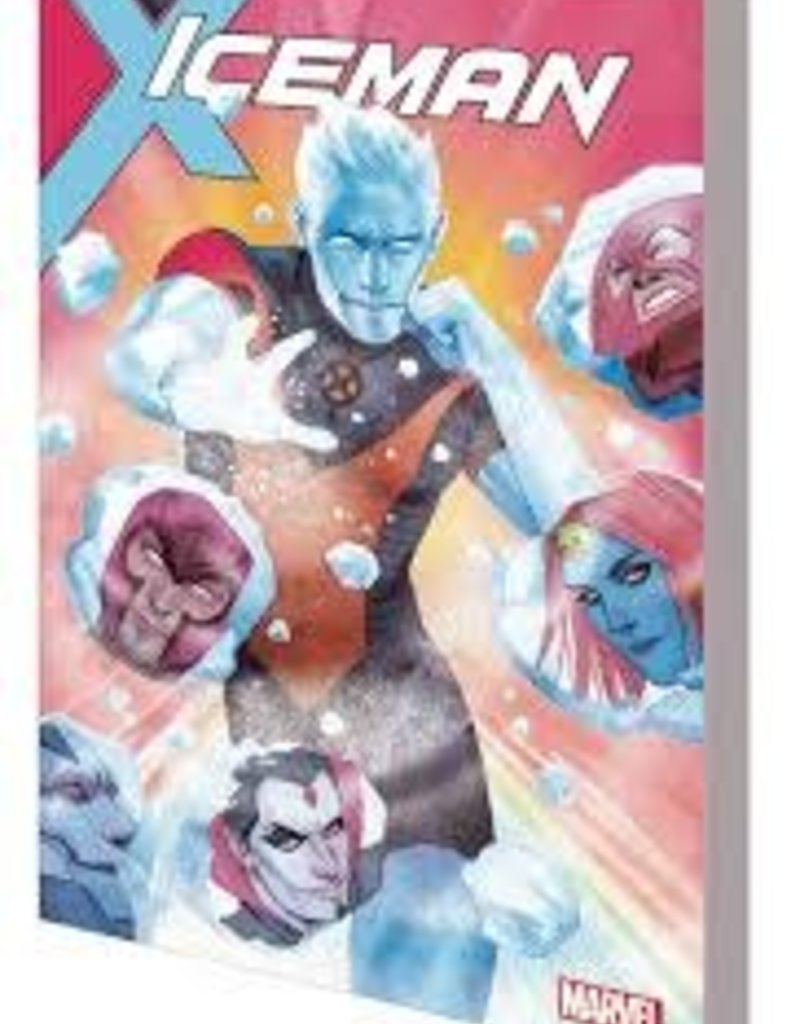 MARVEL COMICS ICEMAN TP VOL 01 THAWING OUT