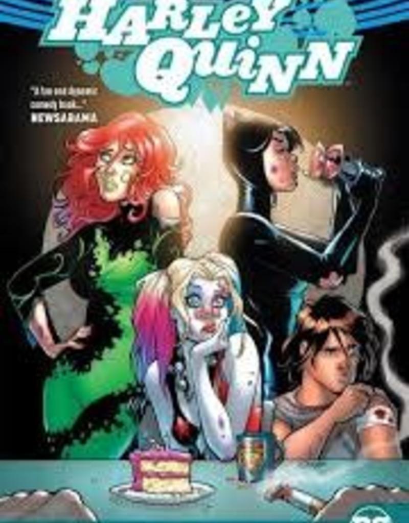 DC COMICS HARLEY QUINN TP VOL 04 SURPRISE SURPRISE (REBIRTH)