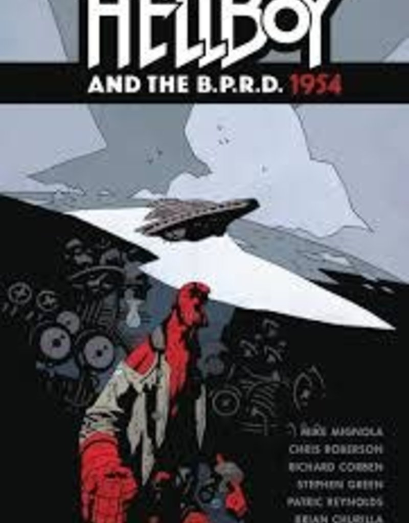 DARK HORSE COMICS HELLBOY AND THE BPRD 1954 TP