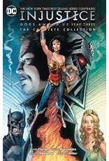 DC COMICS INJUSTICE GODS AMONG US YEAR THREE COMPLETE COLL TP