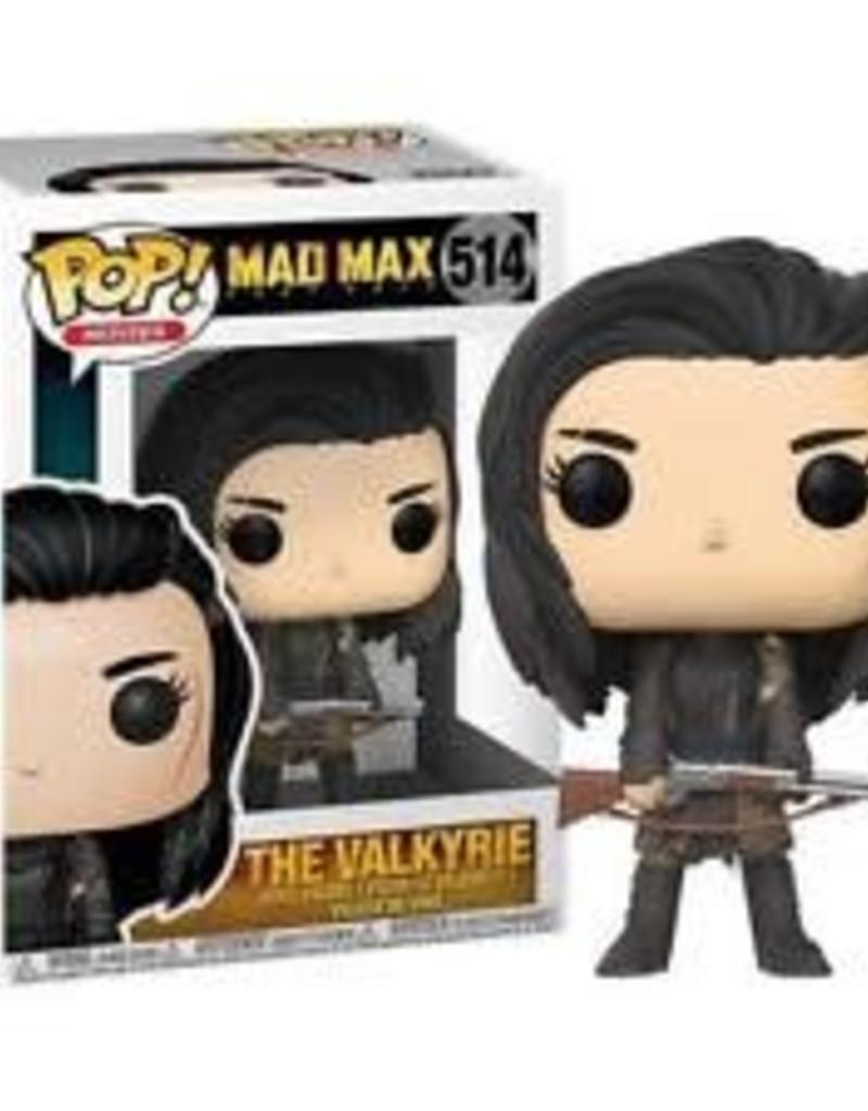 FUNKO MMFR MAD MAX THE VALKYRIE POP VINYL