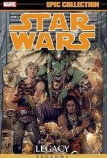 MARVEL COMICS STAR WARS LEGENDS EPIC COLLECTION LEGACY TP VOL 02