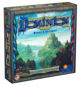 RIO GRANDE GAMES DOMINION DBG 2ND EDITION