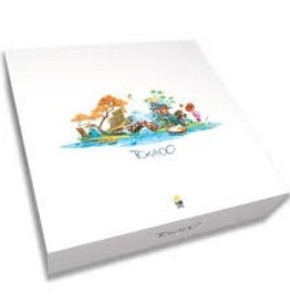 FUN FORGE GAMES TOKAIDO 5TH ANNIVERSARY EDITION