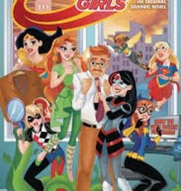 DC COMICS DC SUPER HERO GIRLS DATE WITH DISASTER TP