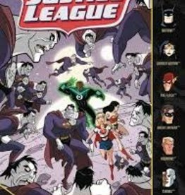 CAPSTONE PRESS JUSTICE LEAGUE YR TP BIZARRO & DOPPELGANGERS OF DOOM