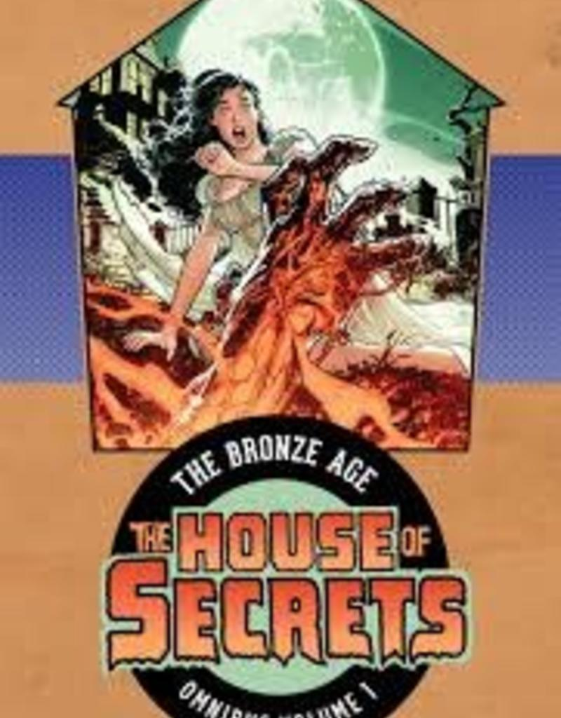 DC COMICS HOUSE OF SECRETS THE BRONZE AGE OMNIBUS HC