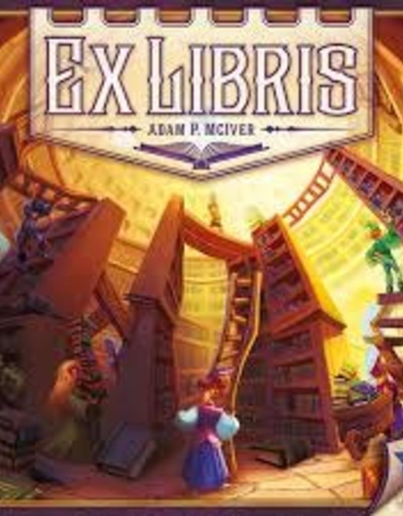 RENEGADE GAME STUDIOS EX LIBRIS - GAME