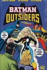DC COMICS BATMAN & THE OUTSIDERS HC VOL 02