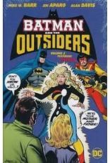 DC COMICS BATMAN & THE OUTSIDERS HC VOL 02