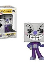 POP CUPHEAD S1 KING DICE VINYL FIG