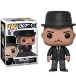 FUNKO POP 007 ODDJOB VINYL FIG