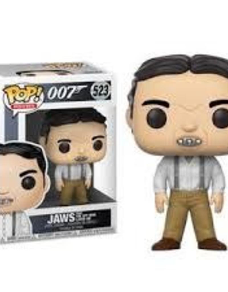 FUNKO POP 007 JAMES BOND JAWS VINYL FIG