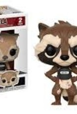 FUNKO POP MARVEL GAMEVERSE GOTG ROCKET AND LYLLA 2 PK VINYL FIG