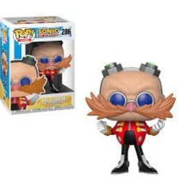 FUNKO POP SONIC THE HEDGEHOG DR EGGMAN VINYL FIG