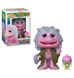 FUNKO POP FRAGGLE ROCK MOKEY WITH DOOZER VINYL FIG SPECIALTY SERIES