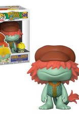 FUNKO POP FRAGGLE ROCK BOOBER WITH DOOZER VINYL FIG SPECIALTY SERIES