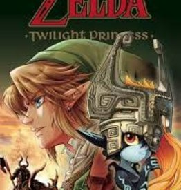 VIZ MEDIA LLC LEGEND OF ZELDA TWILIGHT PRINCESS GN VOL 03