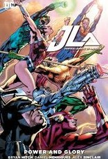 DC COMICS JUSTICE LEAGUE POWER & GLORY TP