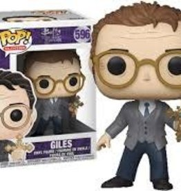FUNKO POP BTVS 20TH GILES VINYL FIG