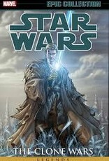 MARVEL COMICS STAR WARS LEGENDS EPIC COLLECTION CLONE WARS TP VOL 02