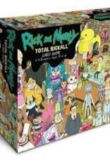 CRYPTOZOIC ENTERTAINMENT RICK AND MORTY TOTAL RICKALL CARD GAME
