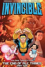 IMAGE COMICS INVINCIBLE TP VOL 25 END OF ALL THINGS PART 2