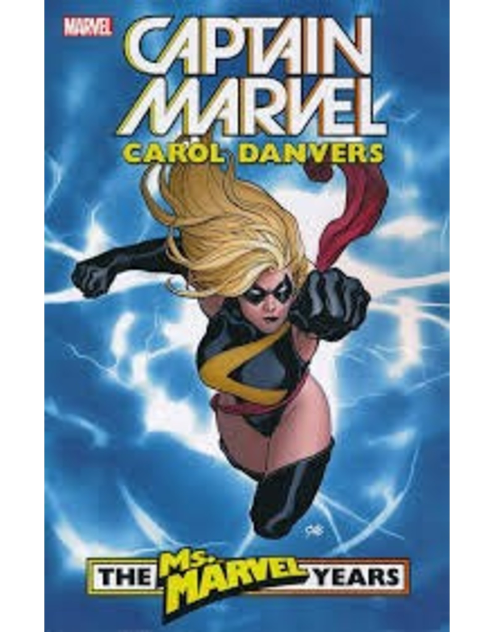 MARVEL COMICS CAPTAIN MARVEL CAROL DANVERS TP VOL 01 MS MARVEL YEARS