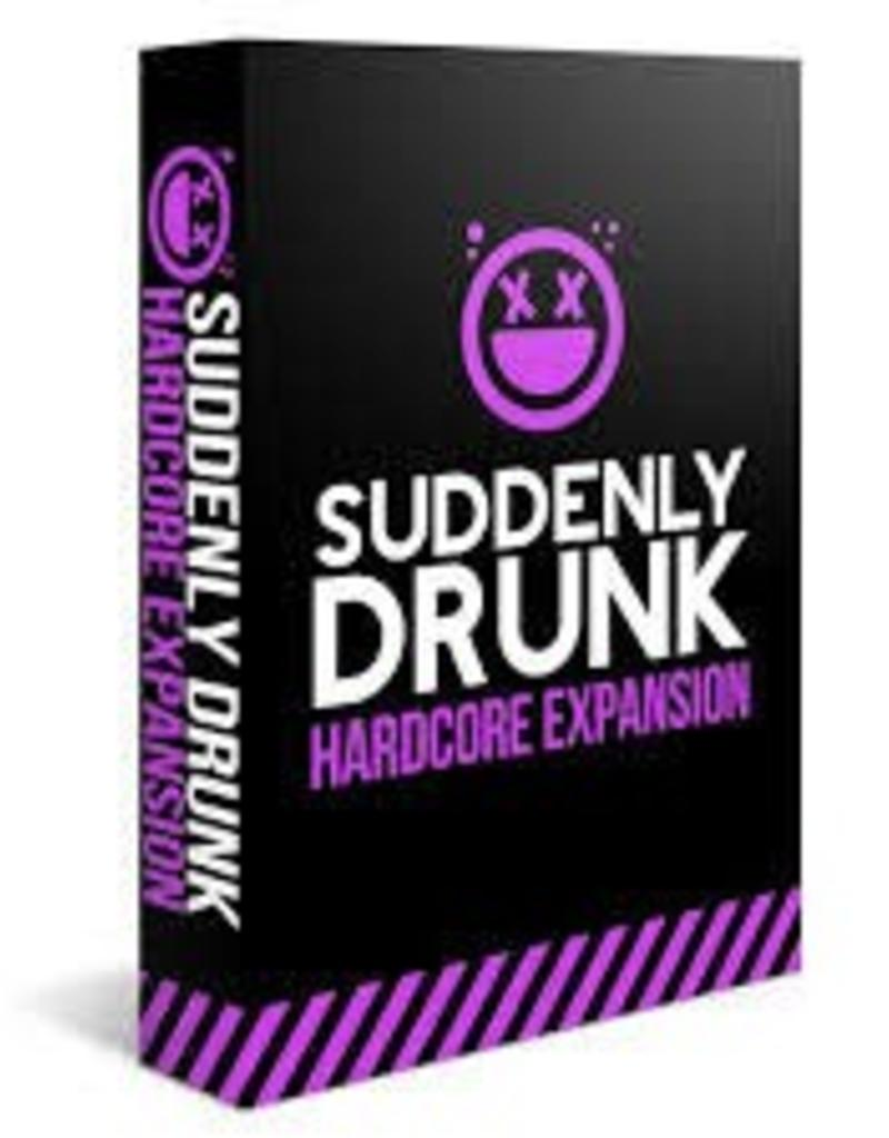 BREAKING GAMES SUDDENLY DRUNK HARDCORE EXPANSION