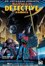 DC COMICS BATMAN DETECTIVE TP VOL 05 LONELY PLACE OF LIVING REBIRTH