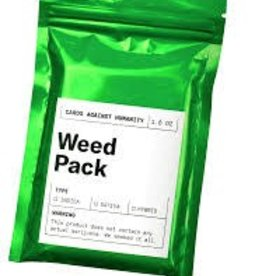 CARDS AGAINST HUMANITY CARDS AGAINST HUMANITY WEED PACK