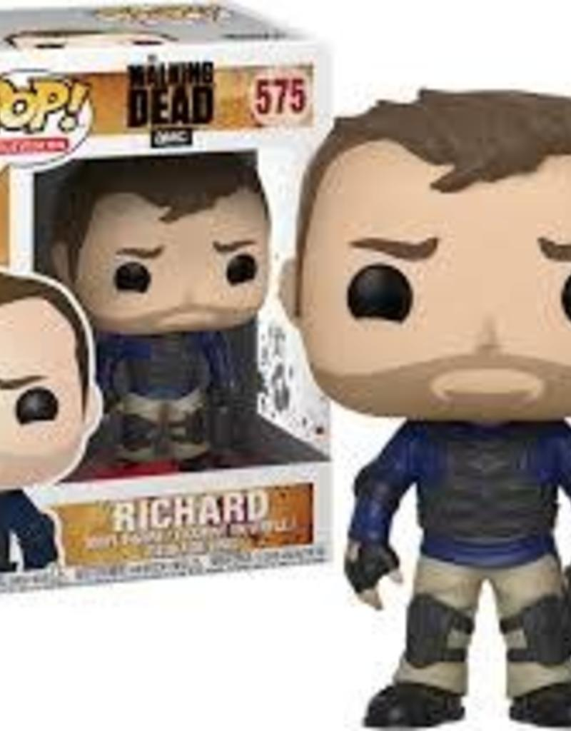 FUNKO POP TWD RICHARD VINYL FIG