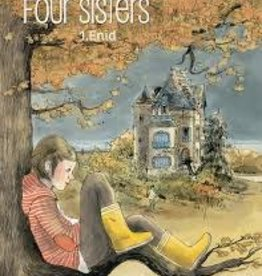 IDW PUBLISHING FOUR SISTERS HC VOL 01 ENID