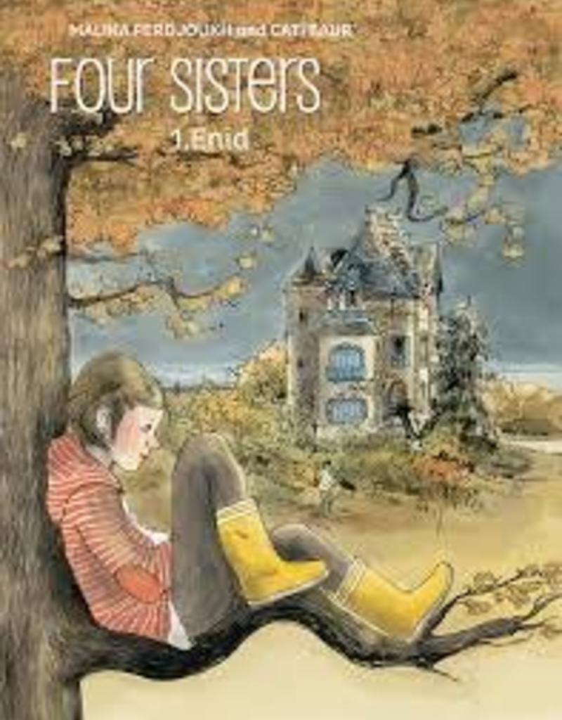 IDW PUBLISHING FOUR SISTERS HC VOL 01 ENID