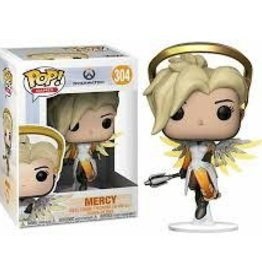 FUNKO POP OVERWATCH MERCY VINYL FIGURE