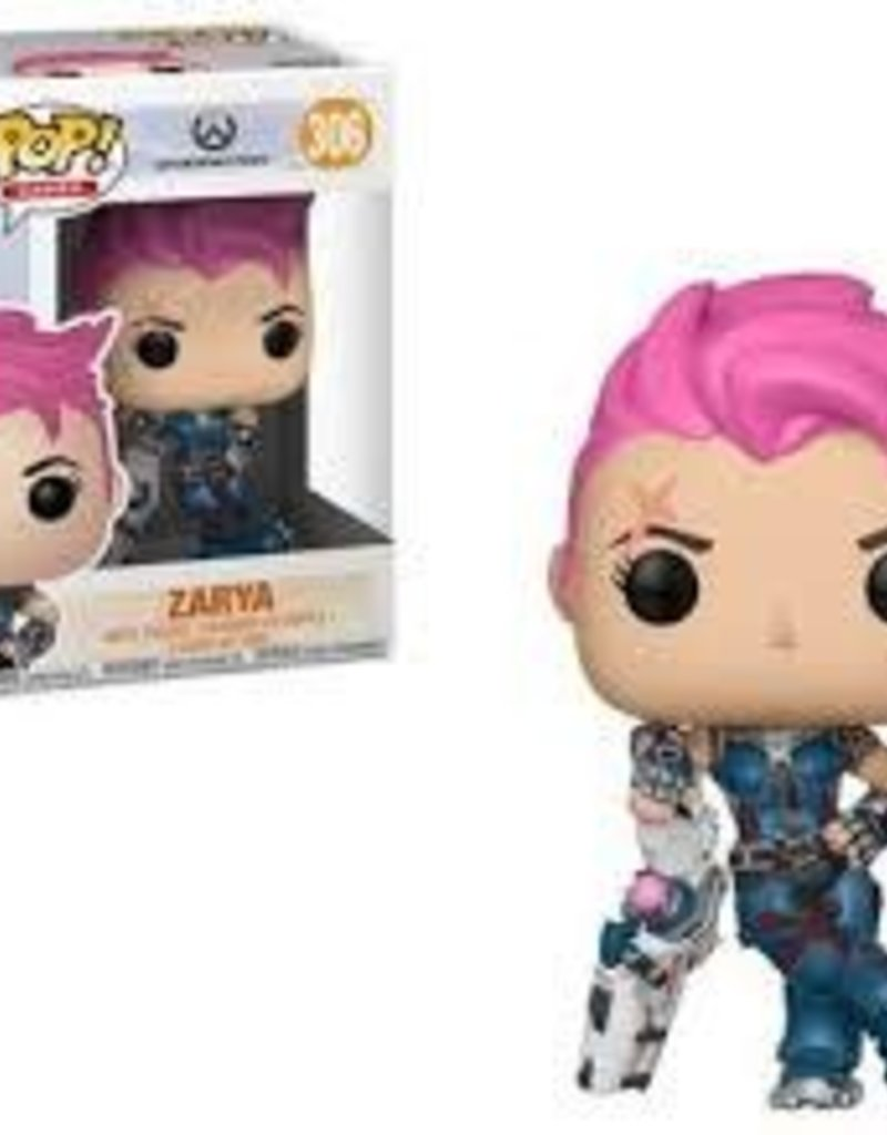 FUNKO POP OVERWATCH ZARYA VINYL FIGURE
