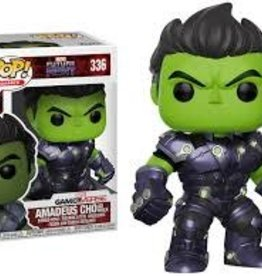 FUNKO POP MARVEL GAMEVERSE FUTURE FIGHT AMADEUS CHO VINYL FIG